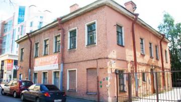 Здание на Ждановской улице, 10
