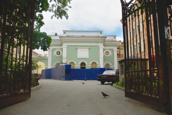Церковь Святой Анны на Кирочной