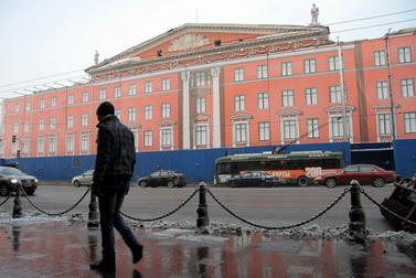 Литературный дом на Невском проспекте, 68