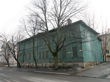 Малая, 13, дом Паткуль