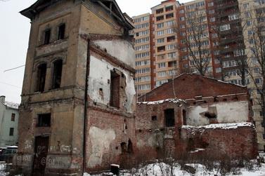 Дом прихода церкви Смоленской иконы Божией Матери в переулке Ногина, 3