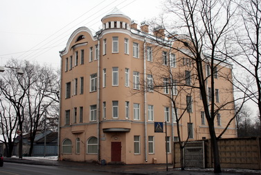 Приморский проспект, 42, дом Колотушкиной