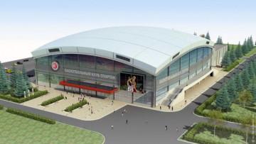 Баскетбольный стадион на Крестовском построят не раньше весны