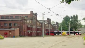 Трамвайный парк №1