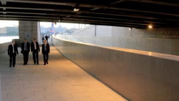 Развязка под Литейным мостом