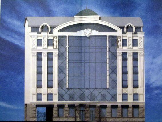 Проспект Добролюбова, 17, проект реконструкции