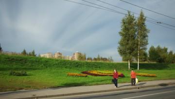 Участок под строительство между улицами Коллонтай, Дальневосточным проспектом, улицей Еремеева
