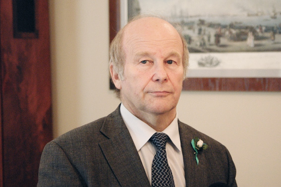Сергей Некрасов, директор Всероссийского музея А. С. Пушкина