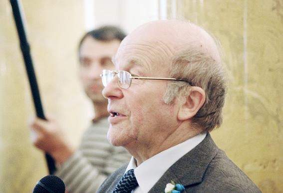 Некрасов Сергей Михайлович, директор Всероссийского музея А. С. Пушкина