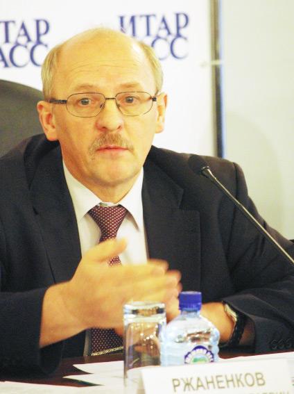Ржаненков Александр Николаевич, председатель Комитета по труду и социальной защите населения