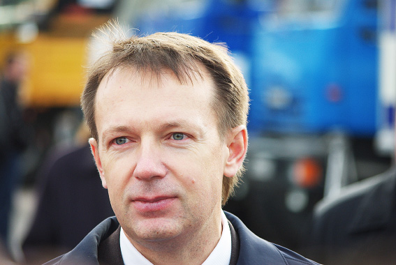 1Вице-губернатор Санкт-Петербурга Сергей Анатольевич Козырев