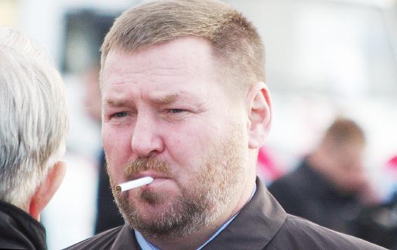 Тришкин Олег Борисович, председатель комитета по энергетике и инженерному обеспечению Санкт-Петербурга
