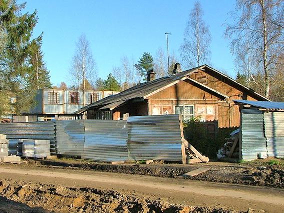 Строительство поселка Солнечное-2