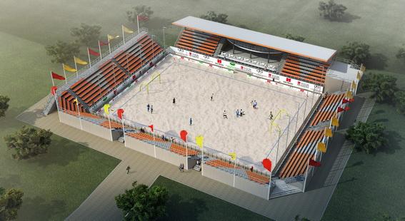 Нова арена, Nova Arena, проект