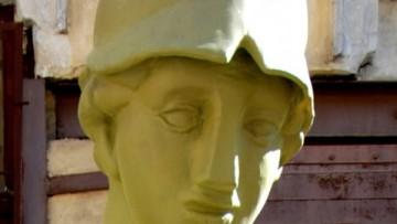 Карикатурные скульптуры с башни Адмиралтейства