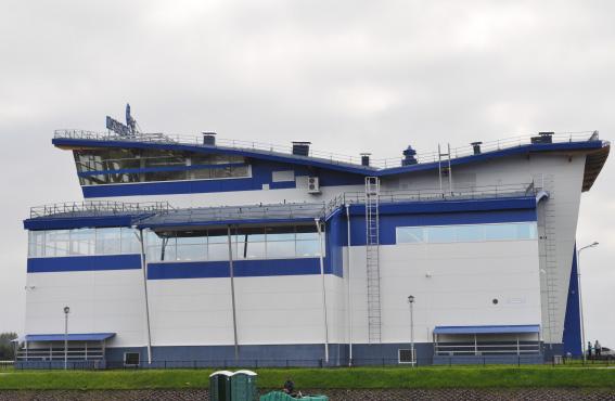 Новый ФОК с бассейном в Кронштадте