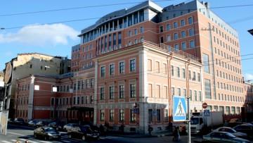 Отель Введенский, здание Введенской гимназии, гостиница, Большой проспект Петроградской стороны, 37