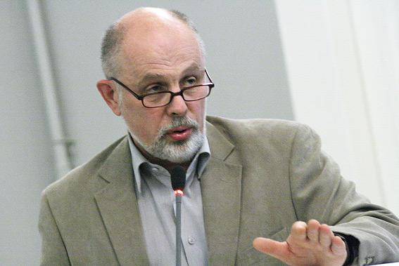 Сергей Горбатенко, председатель Санкт-Петербургского международного совета по сохранению памятников и достопримечательных мест, ИКИМОС