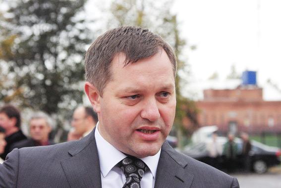 Кобицкий Дмитрий Аркадьевич, глава администрации Колпинского района Санкт-Петербурга