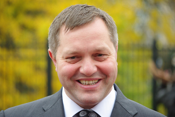 Дмитрий Кобицкий, глава администрации Колпинского района Санкт-Петербурга