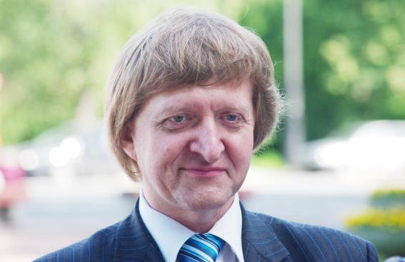 Кононов Александр Александрович, заместитель председателя петербургского отделения Всероссийского общества охраны памятников истории и культуры