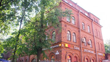 Здание «Вагонмаша» на Московском проспекте