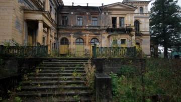 Петергоф, Михайловская дача, дворец Михаила Николаевича