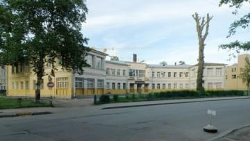 Невский институт языка и культуры, Большая разночинная, 27