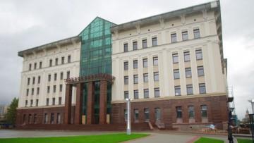 Здание Санкт-Петербургского городского суда на Бассейной улице