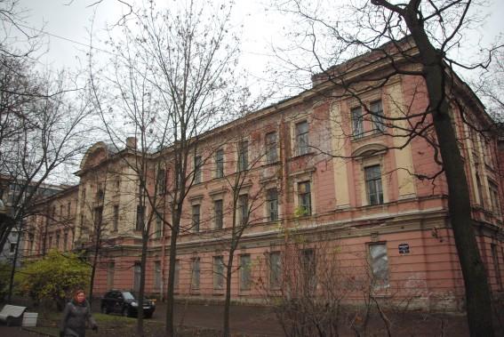 Каменноостровский проспект, 66, здание богадельни Садовникова и Герасимова