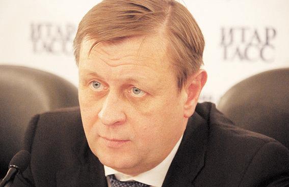 Валерий Калугин, председатель комитета по земельным ресурсам и землеустройству Санкт-Петербурга