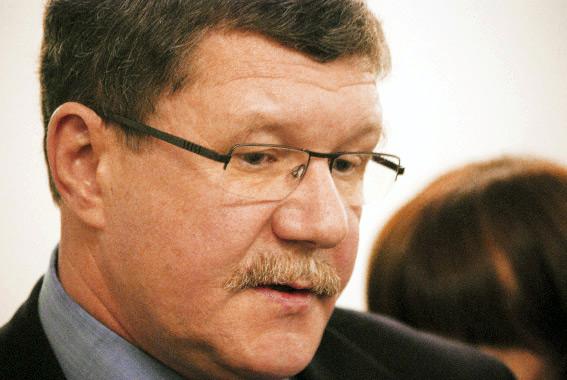 Александр Макаров, председатель КГИОП