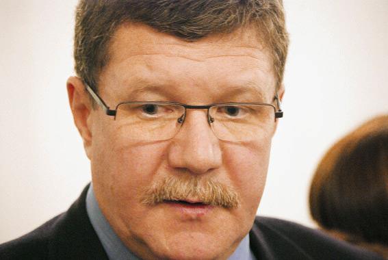 Макаров Александр Игоревич, председатель КГИОП