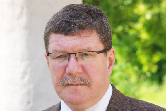 Александр Макаров, председатель комитета по государственному контролю, использованию и охране памятников истории и культуры администрации Санкт-Петербурга