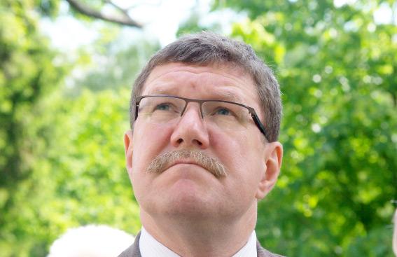 Макаров Александр Игоревич, председатель комитета по государственному контролю, использованию и охране памятников истории и культуры администрации Санкт-Петербурга