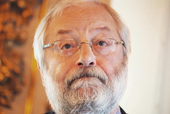 Александр Марголис, сопредседатель президиума Санкт-Петербургского отделения всероссийского общества охраны памятников истории и культуры