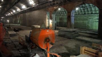 Строительство метрополитена, метро в Петербурге