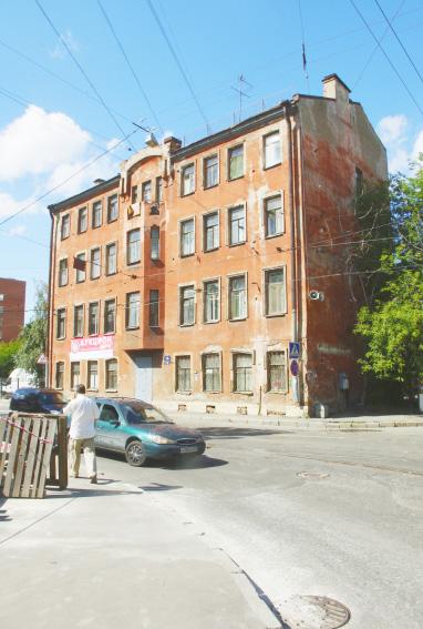 Улица Мира, 34