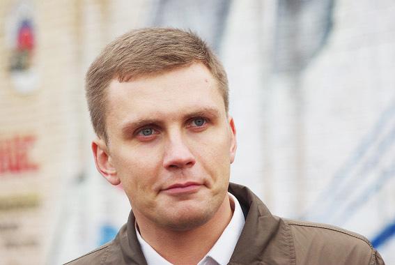Александр Николаев, председатель комитета по молодежной политике и взаимодействию с общественными организациями