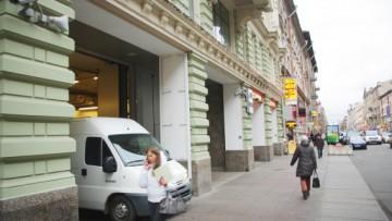Паркинги в флигилях в центре Петербурга