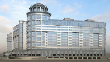 Проект здания «Платинум» на Свердловской набережной, 54-58