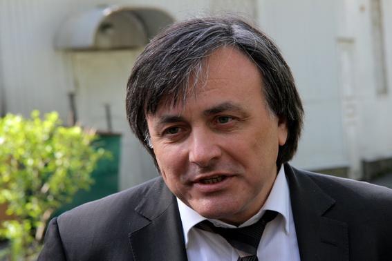 Дмитрий Попов, первый заместитель главы администрации Центрального района Санкт-Петербурга, бывший первый заместитель главы администрации Красногвардейского района