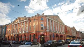 Садовая улица, 12, «Дом с четырьмя колоннадами»