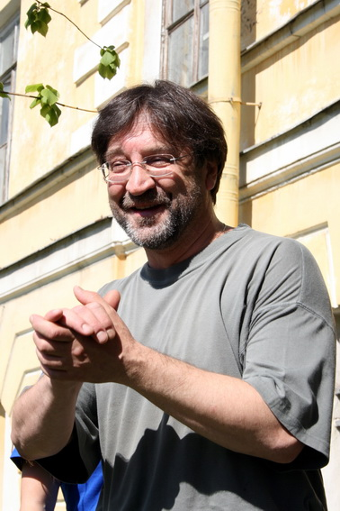 Юрий Шевчук, рок-музыкант, лидер группы ДДТ