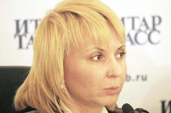 Наталия Синей, заместитель председателя Жилищного комитета Санкт-Петербурга