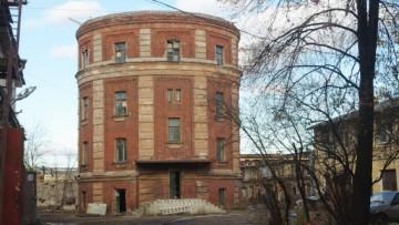 Башня на участке улица Красуцкого, 3
