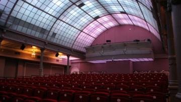 Театр эстрады имени Райкина открыт после реконструкции, зрительный зал