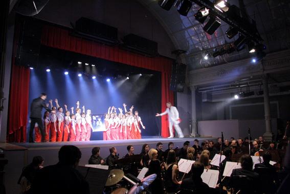 Театр эстрады имени Райкина открыт после реконструкции