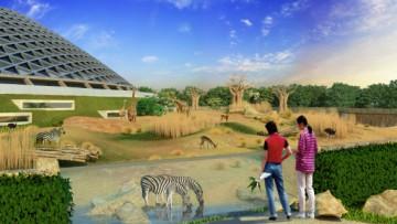 Проект зоопарка в Юнтолово