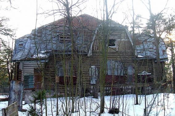 Дача Гольденова в Сестрорецке